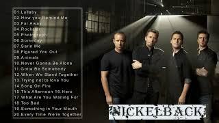 Nickelback Mix Playlist-Top Nickelback Songs-Nickelback Of All Time