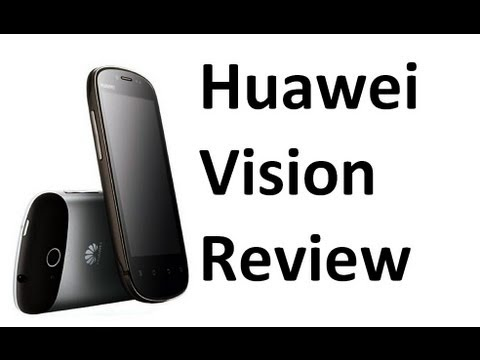 Huawei Vision Review