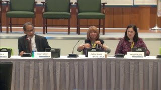 11/01/18 National Advisory Committee (NAC) Fall Meeting (Day 1)