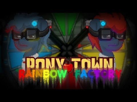 Pony Town: Rainbow Factory #2