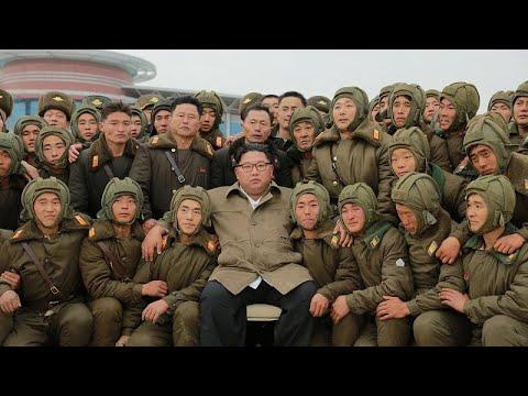 شاهد: زعيم كوريا الشمالية يشرف على تدريبات للقوات الجوية …  - نشر قبل 3 ساعة