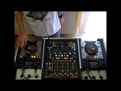 DJ Geri Mixelés élőben