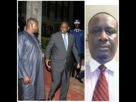 Essa Bokarr Sey On President Barrow's Trip To Senegal & More