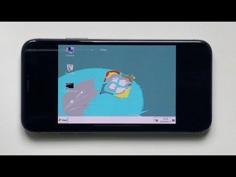 Windows 7 On Iphone X