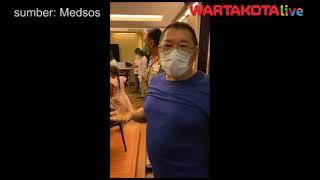 Gambar cover Iwan Bule Datangi Rumah Pengusaha Jerry hermawan lo yang sedang tes corona