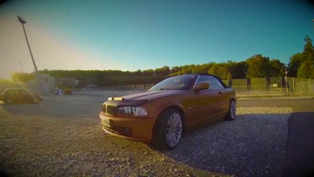 intro theesvideo s bmw e46 cabrio plasti dip. Black Bedroom Furniture Sets. Home Design Ideas