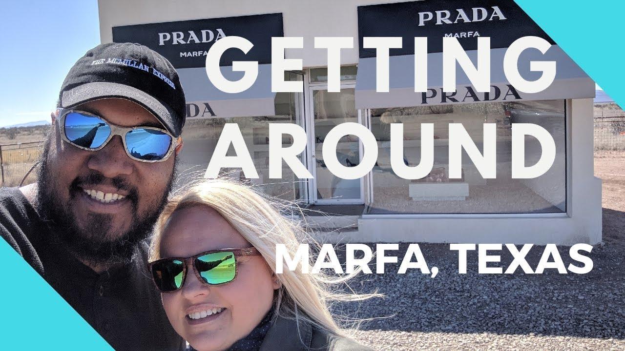 Marfa, Texas / Cheap RV Living / Tumble In RV Park Review ...