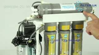 Обзор фильтра для воды NewLine RO-9PAF