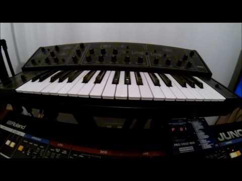 Soundcheck 2 - Juno 6 Yamaha CS Akai s950