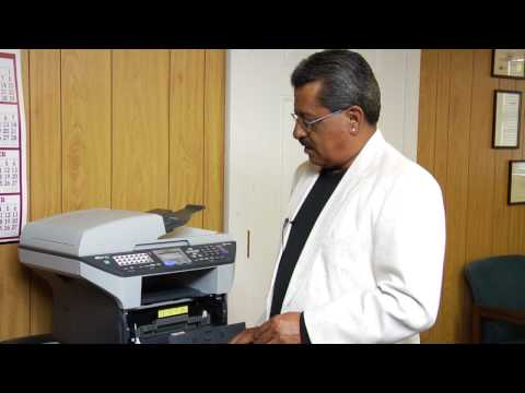 Fax Machines & Printers : How Does the Fax Machine Work?