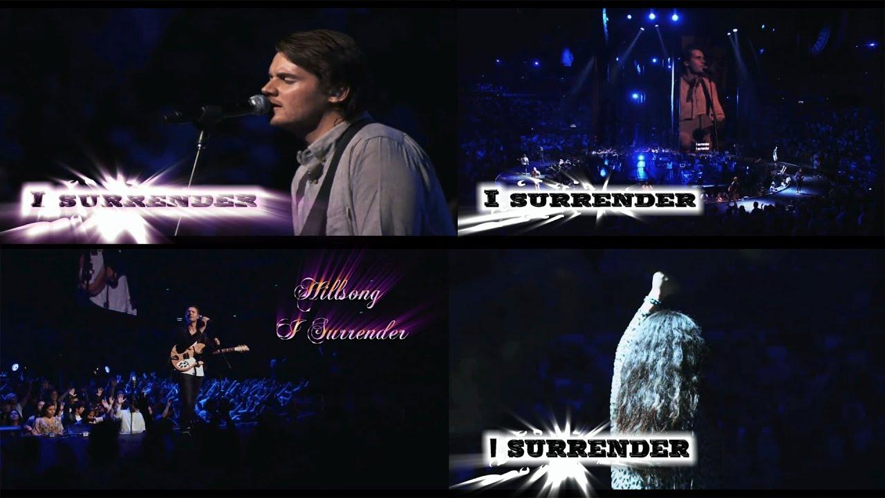 I Surrender - Hillsong Cornerstone Inspiring (Live) 2012 ...