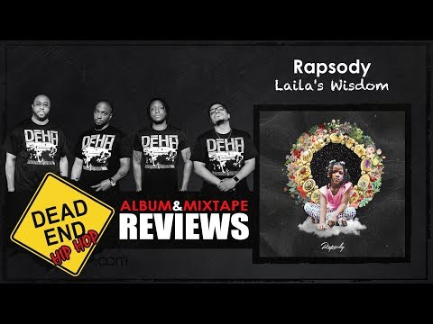 Rapsody - Laila's Wisdom Album Review | DEHH