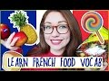 TRANSLATING MY FOOD SHOP INTO FRENCH - Learn French Vocab! - English subtitles