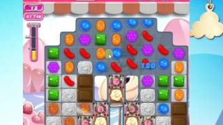 Candy Crush Level 1493  No Boosters  3 Stars