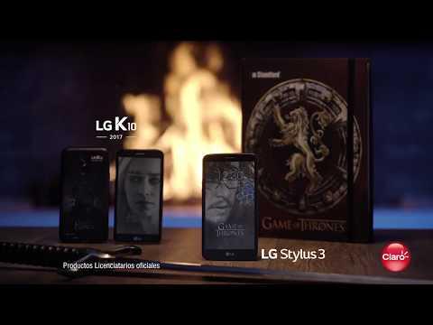 ¡LG te acerca más al mundo de Game of Thrones!