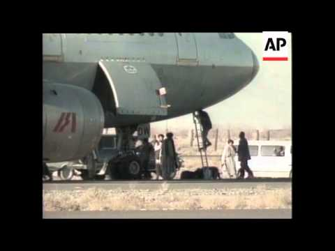 INDIA: PROOF PAKISTAN RESPONSIBLE FOR AIRLINE HIJACKING