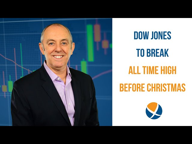 Signs Good for Dow Jones Index to Break All-Time High Before Christmas