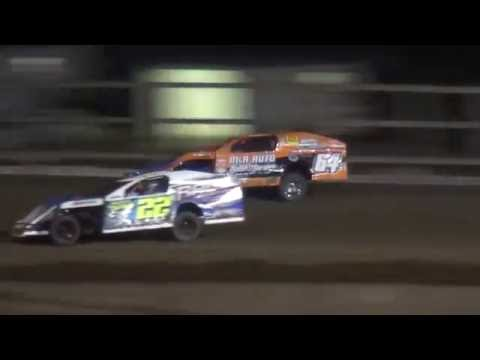 Albert Auto Night Modified Heat 4 Independence Motor Speedway 9/17/16