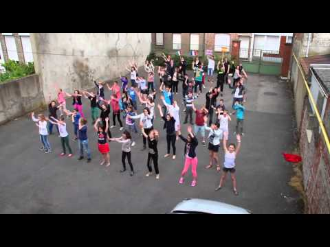 Flashmob Magic in the Air - Escale 2014 - Temps fort festif 6e