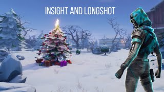 Insight and Longshot Fortnite Skin Review