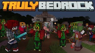The Walking Dead! Truly Bedrock SMP Halloween Special | Season 1