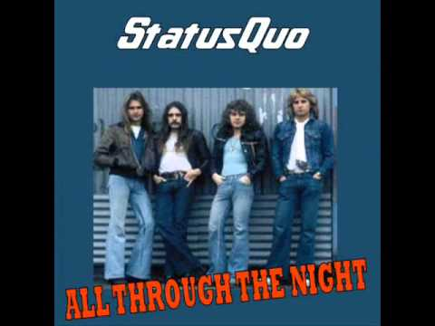status quo name of the game (just supposin').wmv