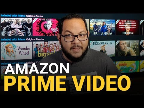 AMAZON Prime Video: Vale A Pena? Quais Series E Filmes?