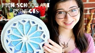 Cool Art Projects For High School - WoodWorking Projects & Plans