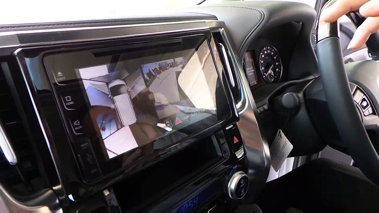 All New Alphard Interior Harga Grand Veloz 1.3 2015 Video Kemewahan Dan Eksterior Toyota Di Nasmoco Siliwangi Semarang Youtube