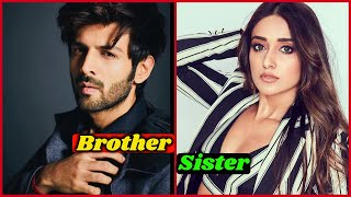 Sisters and Brothers who are Both Actors in Bollywood