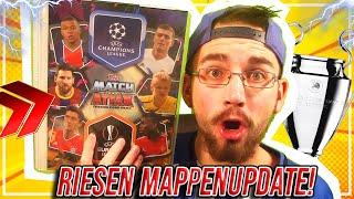 RIESEN MAPPENUPDATE!! 😱🔥 MATCH ATTAX CHAMPIONS LEAGUE 20/21