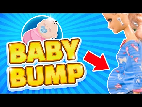 970a860c8244 Barbie s Baby Part 1 - Baby Bump