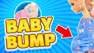Barbie's Baby Part 1 - Baby Bump