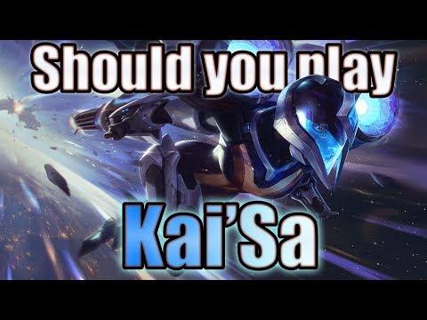 Should you play Kai'Sa