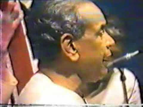 Pandit Bhimsen Joshi abhang Anuraniya Thokada