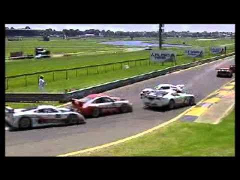 Sandown - Round 6 2010 Vodka O Australian GT Championship Part 3