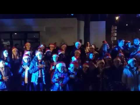 Encendido de luces de navidad