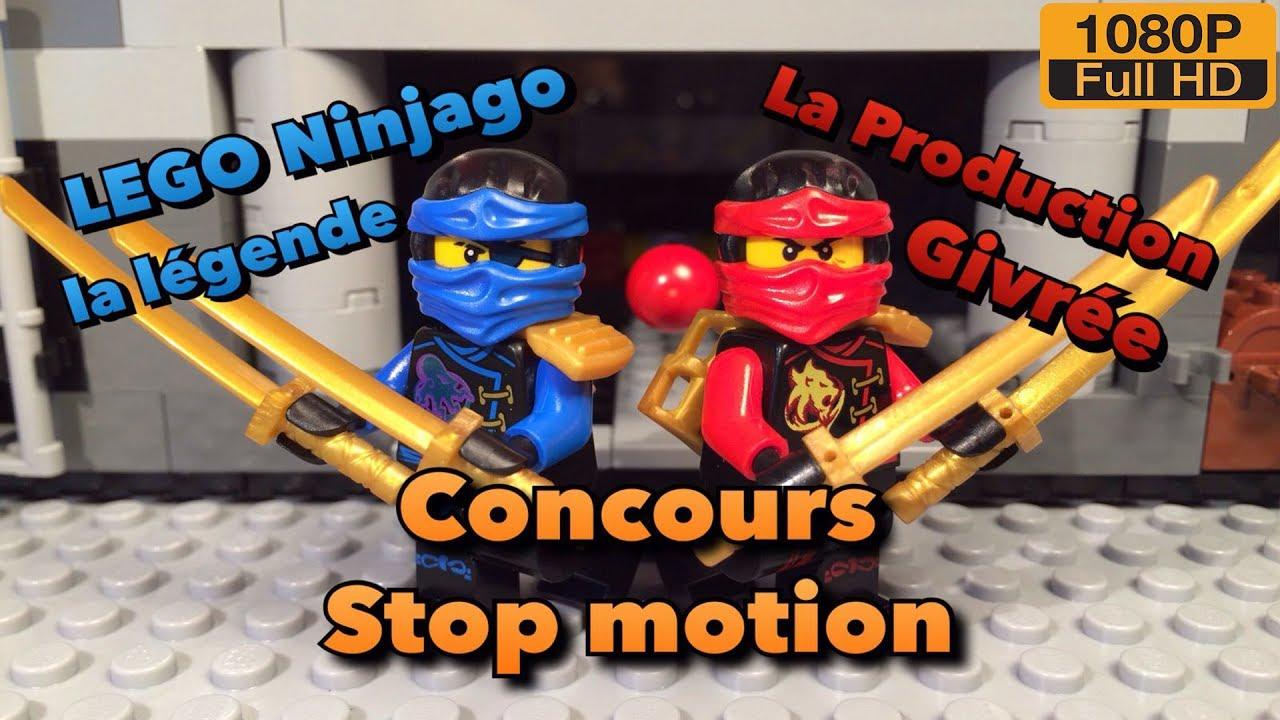 Le grand concours de brickfilm stop motion ninjago w lego ninjago la l gende youtube - Lego ninjago le grand devoreur ...