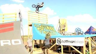 BMX - STREET QUALIFYING HIGHLIGHTS - TEXAS TOAST 2014