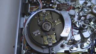 Akai VT-100 series Video Head Replacement