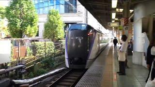 【かいじ】中央線快速E353系 特急かいじ@荻窪駅(通過)
