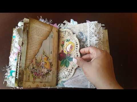 Jane Austen Junk Journal-*SOLD*