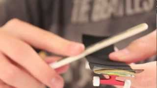 How to Put Grip Tape on Your Fingerboard