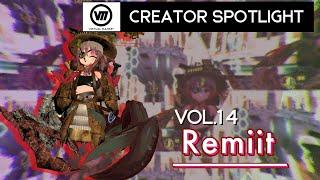 "【Vket】CreatorSpotlight Vol.14 ""Remiit"""