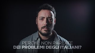 The Jackal - Perché non parlate DEI PROBLEMI DEGLI ITALIANI?