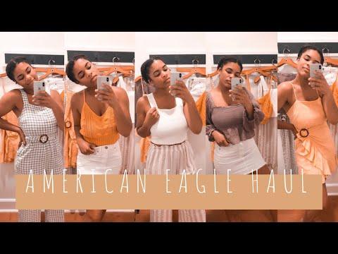 American Eagle Haul | Summer Try On Haul