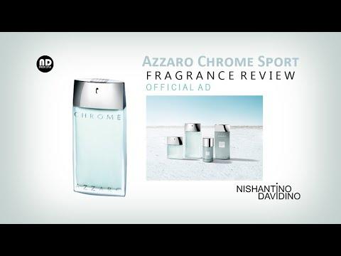 Azzaro Chrome Sports (2010) Review