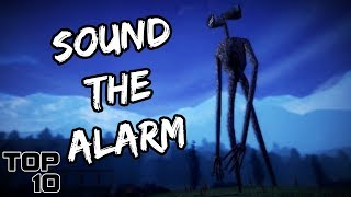 Top 10 Scary Sirenhead Facts
