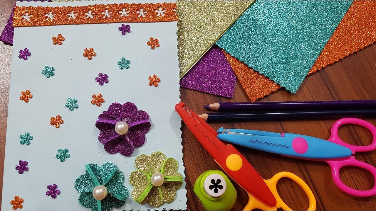 how to make eid card  diy beautiful handmade eid