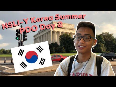 nsli-y-korea-summer-pdo-day-2-|-onward-to-south-korea